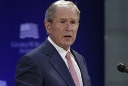 "Grace Creek Video Kicks Off ""Spirit of Liberty"" Forum featuring President George W. Bush and former Secretaries of State"