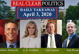 Andrew Walworth to Co-Host the RealClearPolitics Takeaway Podcast